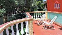 The pension offers plenty of space in the fresh air: balcony, terrace, patio