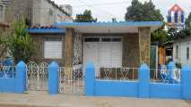 "The ""Hostal Dailenys y Jesus"" in Calle Esmeralda in Trinidad Cuba"