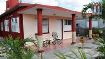 """Hostal Sur Caribe"" tourist accommodation in Playa Giron - the south coast"