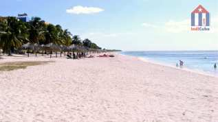 Beaches in Cuba Sancti Spiritus - Playa Ancon Trinidad
