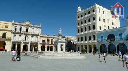 Plaza Vieja square Old Havana - what to see