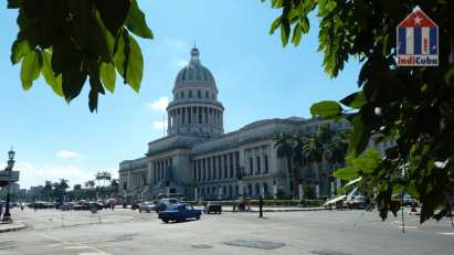 The El Capitolio in Havana Cuba - tourist attractions and best sights