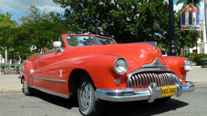 Buick Cabriolet - Anfang 50er Jahre