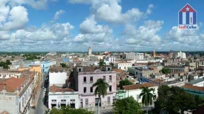 Camaguey - tourist attractions in this historic city in Central Cuba