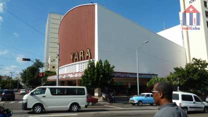What to see in Vedado Havanna - Cinema Yara
