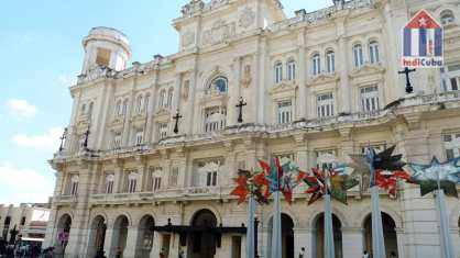 The Museum of Fine Arts - Old Havana sights