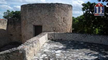 Historic sights in Puerto Padre - Spanish Fort La Loma