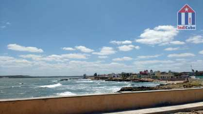 Gibara travel guide - Malecon waterfront