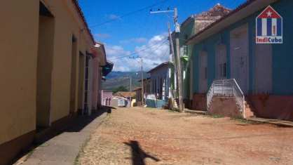 Trinidad - top tourist destination in Cuba