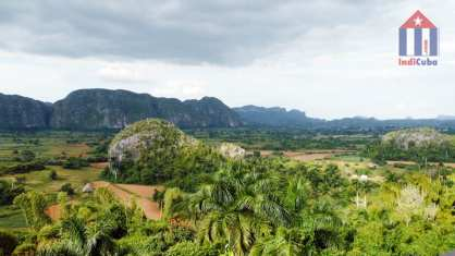Valley of Vinales - panoramic views