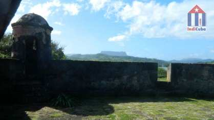 Spanish fortress in Baracoa Guantanamo