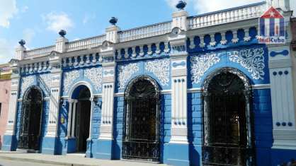 Colonial architecture in Camaguey