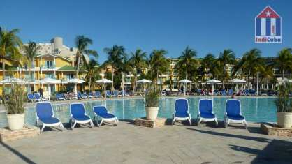 All inclusive resort n Varadero Cuba