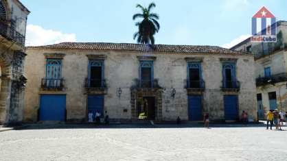 Haus am Plaza de la Catedral in Habana Vieja