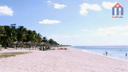 Best beaches near Trinidad Cuba - Playa Ancon